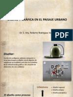 Paisaje y Gráfica Urbana