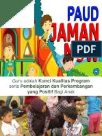 Paud Jaman Now