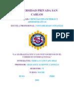Universidad Privada San Carlos