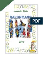 BALONMANO DEPORTE