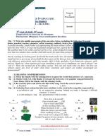 2013 Engleza Evaluare in Educatie Clasa a IX-A Subiecte