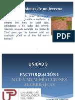 Factorización I