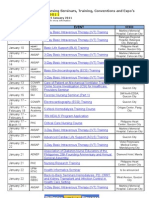 Philippine Nursing Seminars and Training January 2011