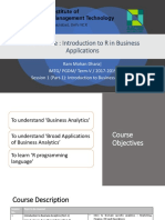 S1A Intro to Business Analytics