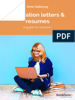 Motivation Letters Resumes