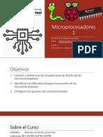Sesion1 microcontroladores