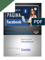Como Crear Una Pagina en Facebook