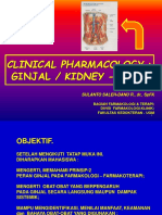 Renal Pharmacology-i. 2017 Revised.