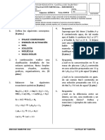 Examen Mensual Quimica 3er Bim - Pre
