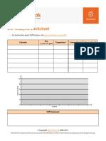 Us p Analysis Worksheet