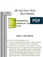 Talk and Grow Rich