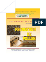 Production de Pollen