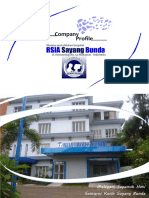 Company Profile RSIA Sayang Bunda