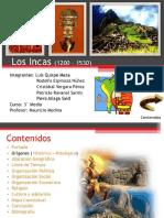 Losincas Del Tw