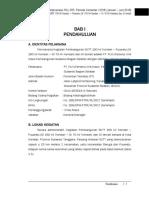 BAB 1 Pendahuluan PT PLN KDI-Puuwatu