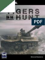 Tigers on the Hunt Manual eBook Printer-Friendly