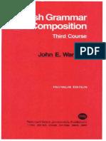 Warriner's English Grammar & Composition - Thirrd Course.pdf
