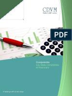 Comprendre Les États Comptables Et Financiers Des Émetteurs