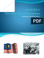 Chapter 2_The Strive for Independence