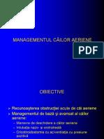 3 0 Management cai aeriene-ventilatia.ppt