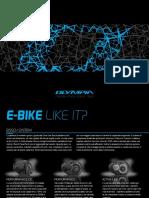 Olympia Catalog Ebike 2016