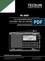 Pl 660 Manual
