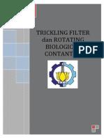 RBC& Trickling Filter