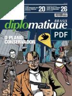 Le Monde Diplomatique Brasil - Edição 134 - (Setembro 2018)