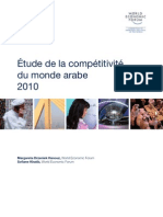 Étude de la compétitivité du monde arabe 2010