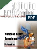 1202-17 MATEMATICA Números Reales - Ecuaciones