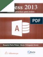 Access 2013 Alfaomega
