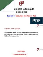 PPT 4. Circuitos electricosRLC.CalculoTomaDecisiones.UTP.pdf