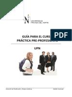 GUIA curso Práctica Pre-profesional UPN-2014.pdf