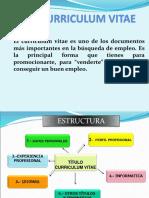 Curriculum Vitae Vero