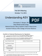 Understanding ASV Therapy - Morgan