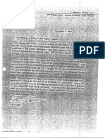 Chantry Letter to Church-Walt Chantry Letter to MVBC Elders-Elders Response to Walt Chantry