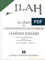 Harish Johari - El Juego Del Conocimiento de Si Mismo.pdf