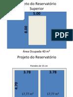 Aula 02 Projeto do Reservatório