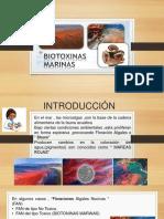 Biotoxina Marinas