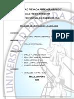 Plantilla Para Cálculo Renta de Quinta Categoría Proyectada 2018 1