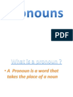 Pronouns -English Speaking Course Lucknow (CDI) – www.cdilucknow.blogspot.com