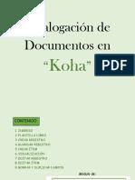 Guia Para Catalogación
