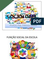 Sociologia Da Educação Aula 2