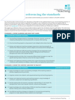 A Short Guide to Referencing the Standards