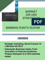 01. Market Driven Strategies