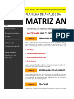 Matriz Ansoff - DeMO