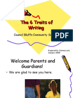 The 6 Traits of Writing - English Speaking Course Lucknow (CDI) – www.cdilucknow.blogspot.com