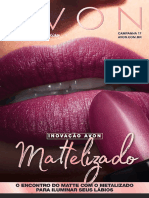 Avon Folheto Cosmeticos 17 2018