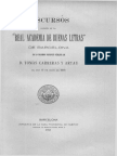 Una Excursió de Psicología y Etnografia Hispanes. Joaquim Costa