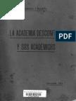 Carreras Bulmena, Josep] La Academia Desconfiada y sos acadèmichs.pdf
